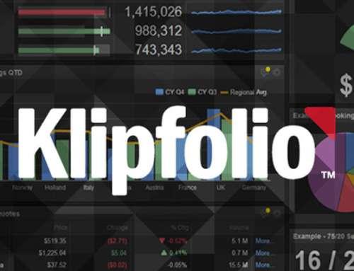 Klipfolio, un dashboard pour les contrôler toutes !