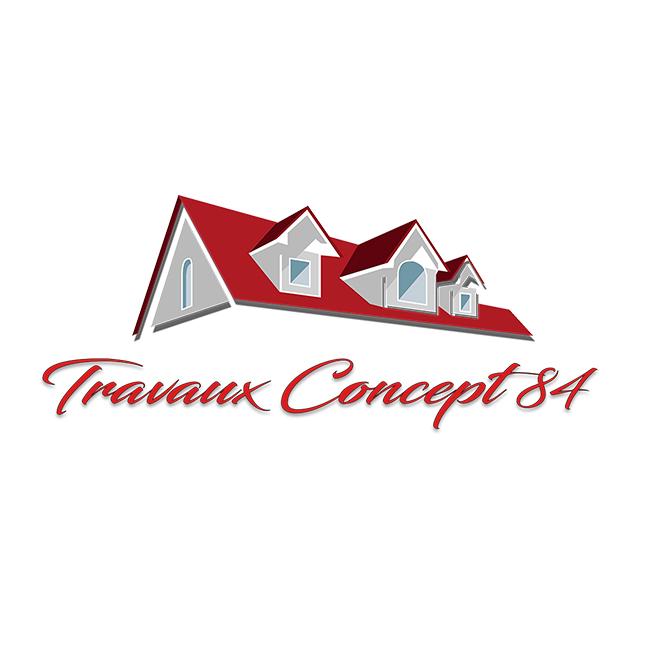 Logo Travaux Concept agence digitale avignon orange