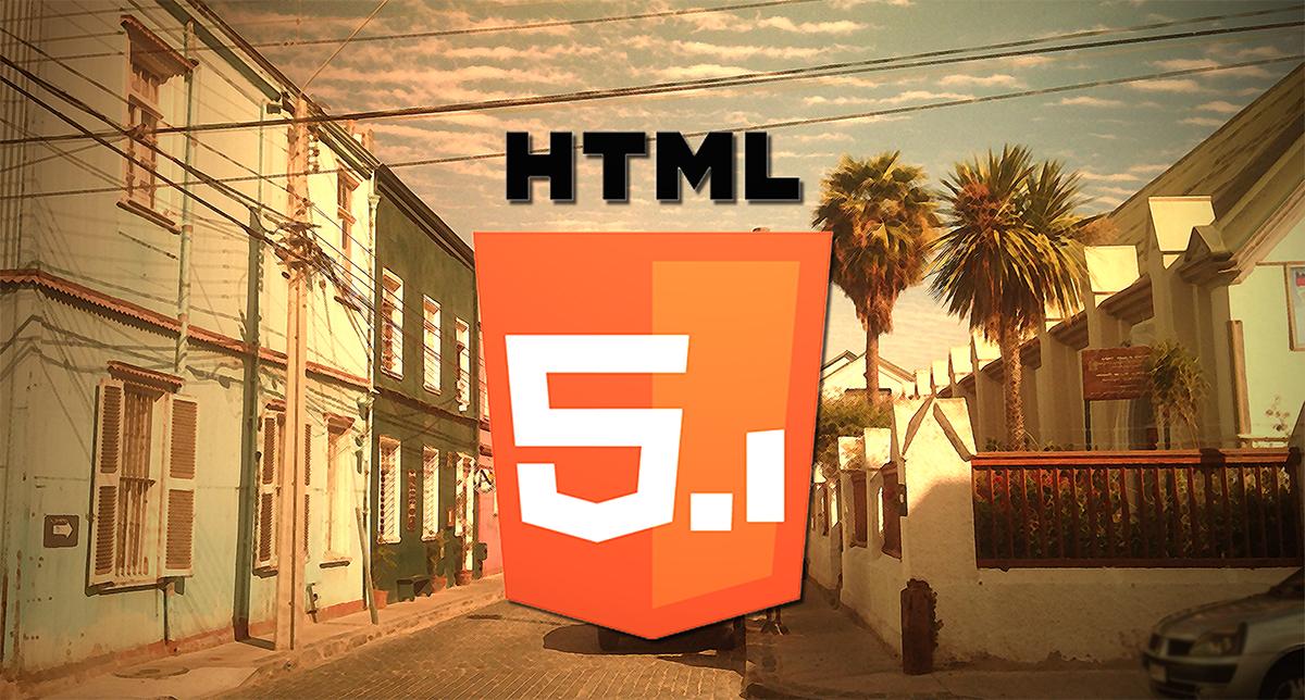 html 5.1 nouveautés quoi de neuf w3c blog akdigital agence avignon