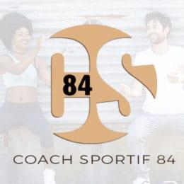 logo coach sportif 84 avignon youri martel ak digital