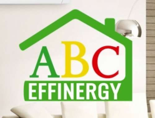 Logo, flyers et site internet – ABC Effinergy