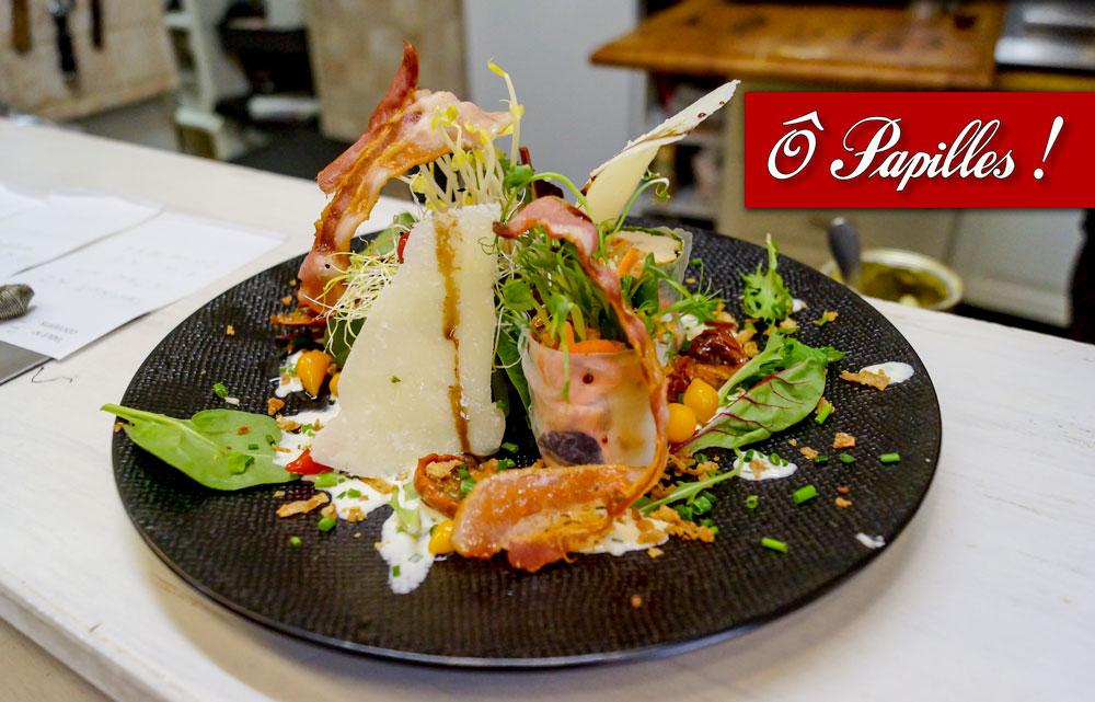 Restaurant-O'papilles-community-management-photos-et-vidéos-par-AK-Digital-Avignon