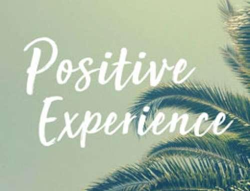 Positive Experience – Événement d'un nouveau genre à Avignon