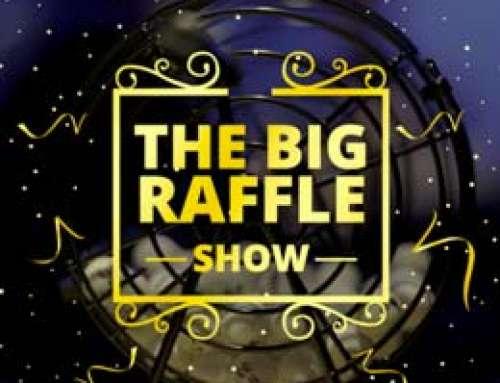 Création d'un événement – The Big Raffle Show