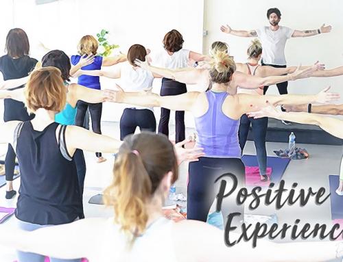 La Positive Experience, un événement bien-être inédit